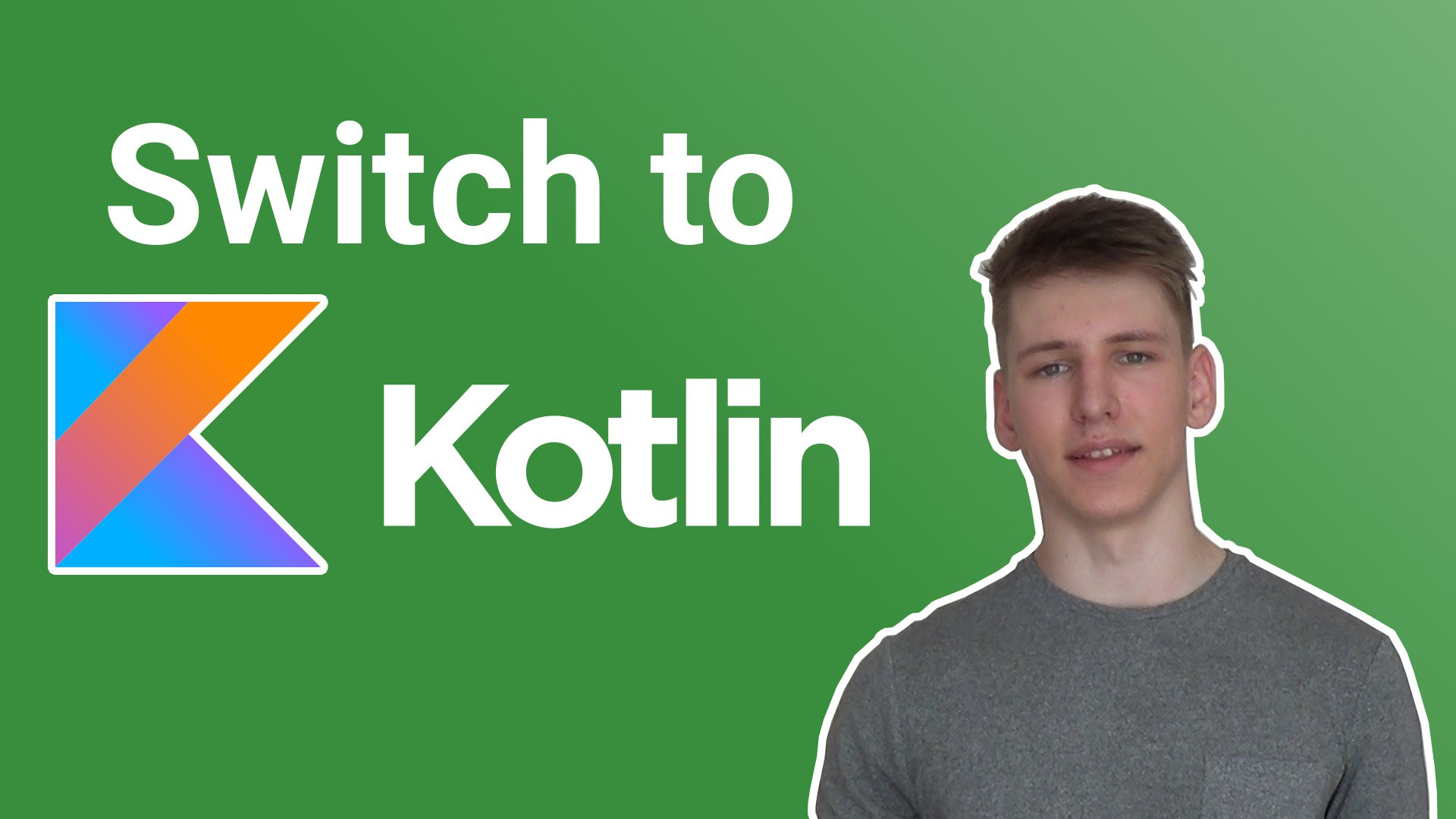 Switch to Kotlin
