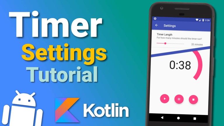 Make a Timer App (Ep 5)