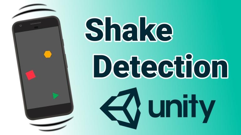 Shake Detection