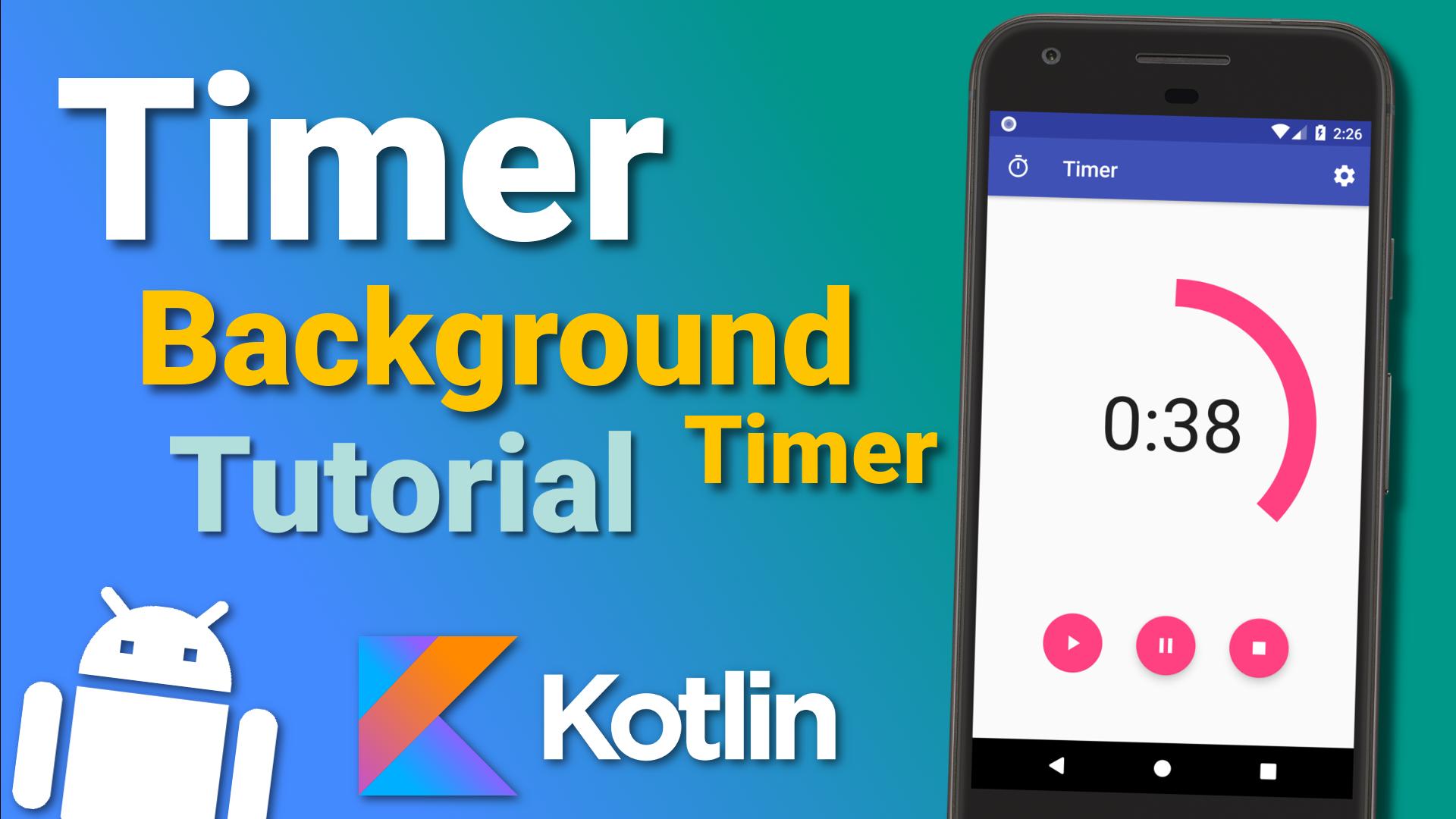 Make a Timer App (Ep 3)