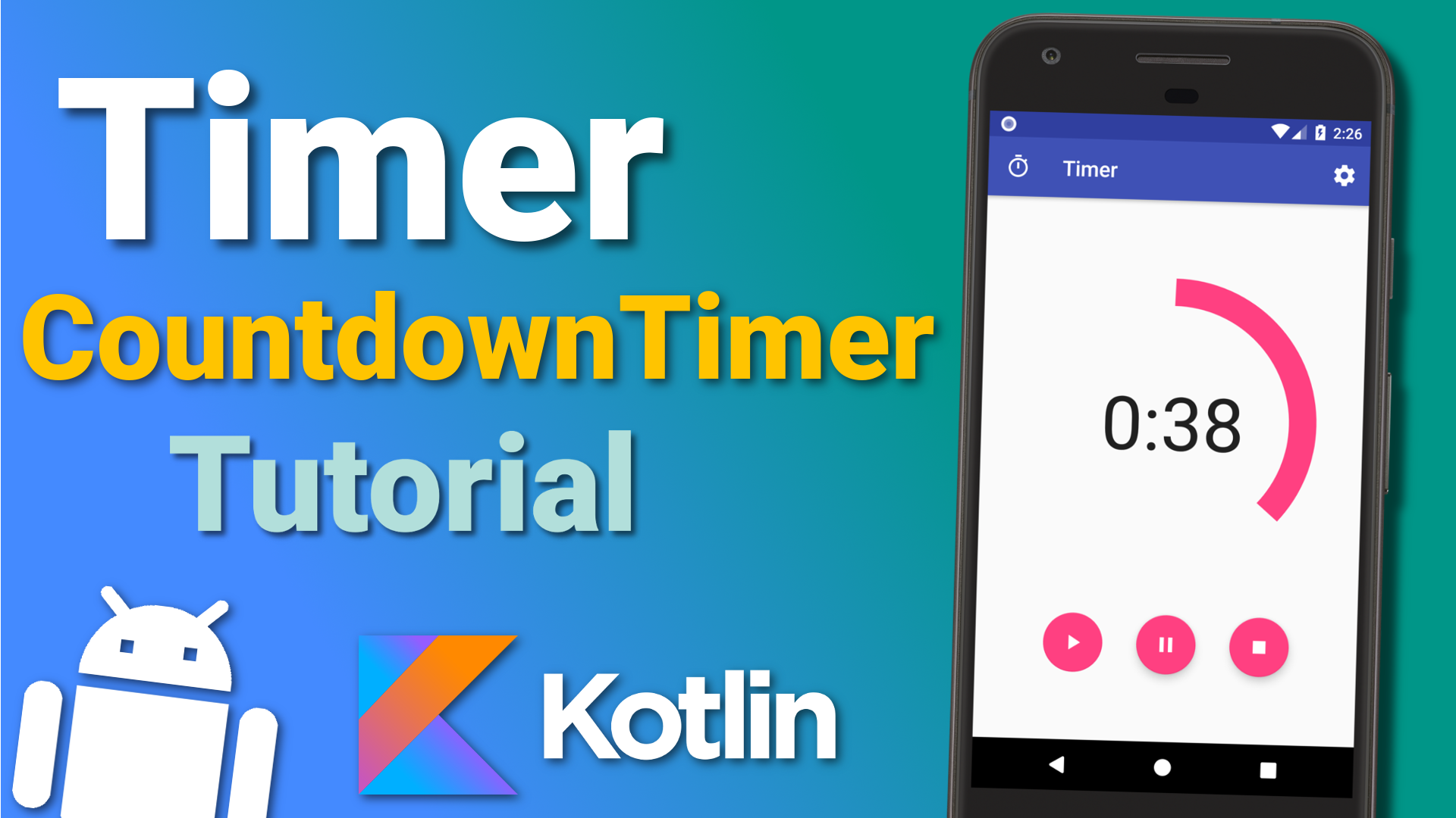 how to make a countdown timer in notepad
