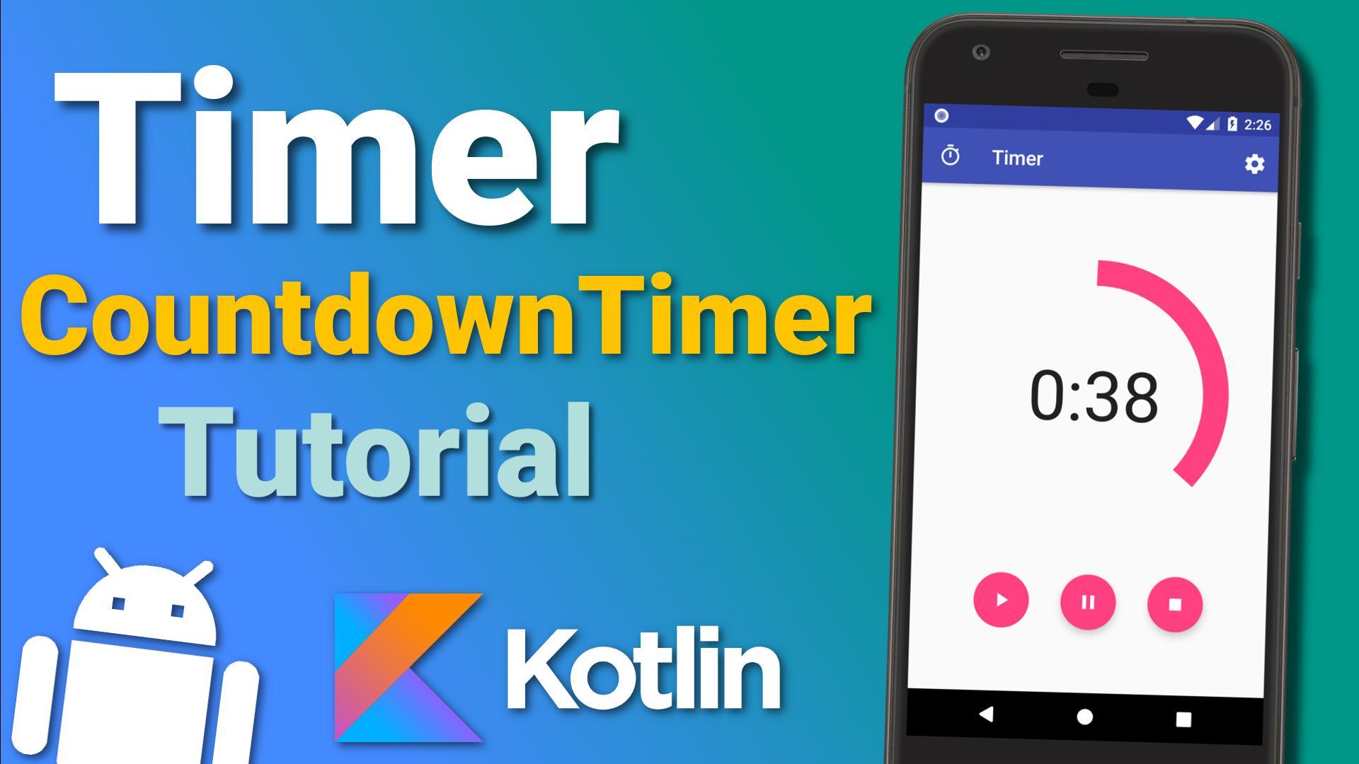 Make a Timer App (Ep 2)